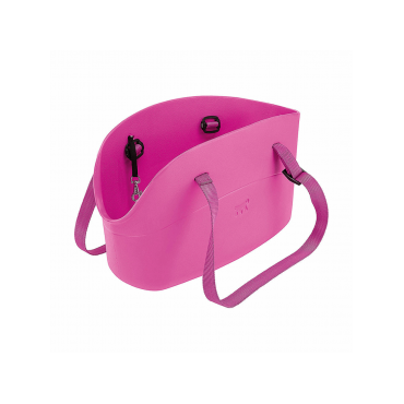 Ferplast τσάντα μεταφοράς (ροζ)