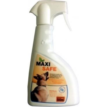 Maxi Safe - Αντιπαρασιτικό spray για σκύλους με σιτρονέλα