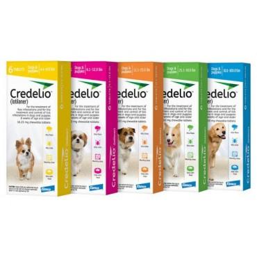 Credelio Αντιπαρασιτικό χάπι για σκύλους 2.5 - 5.5 Kg