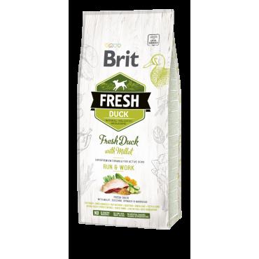 Brit Fresh Duck Energy Run & Work 12kg