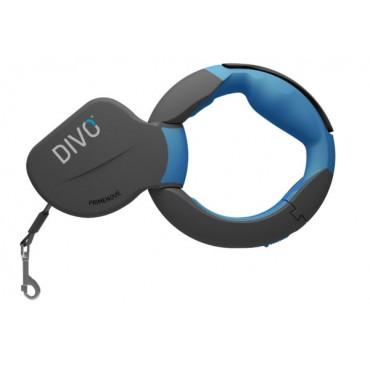 Divo Retractable Leash Καινοτόμος οδηγός με εργονομική λαβή και ασφαλές σταθερό δέσιμο του σκύλου