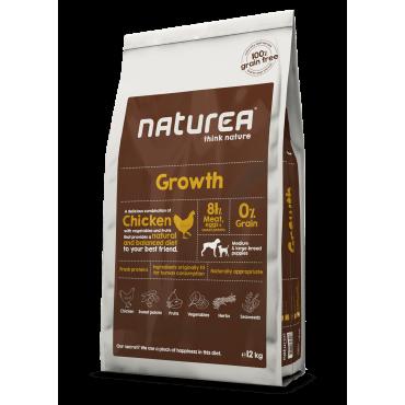 Naturea Growth Chicken - Grain Free 12kg