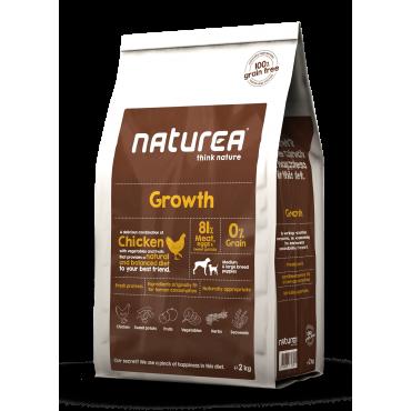 Naturea Growth Chicken - Grain Free 2kg