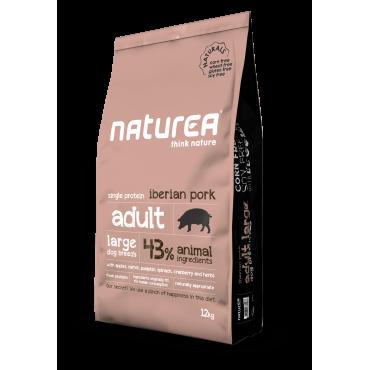 Naturea Naturals Adult Large Breed Iberian Pork 12kg