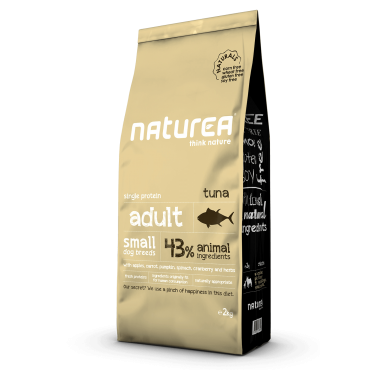 Naturea Naturals Adult Small Tuna 2kg