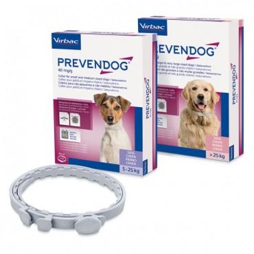 Prevendog αντιπαρασιτικό κολάρο > 25kg (75 cm)