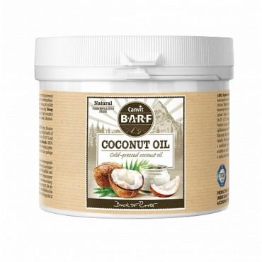 Canvit Barf Coconut Oil Φυσικό Συμπλήρωμα Από Έλαιο Καρύδας
