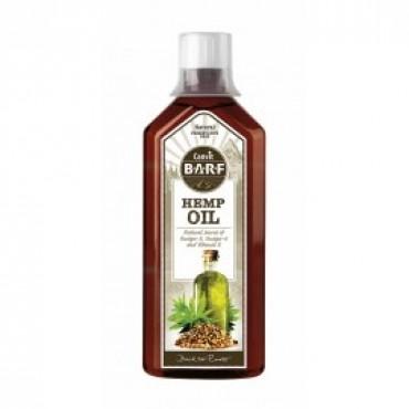 Canvit Barf Hemp Oil Έλαιο Κάνναβης Φυσικό Συμπλήρωμα Για Ανοσοποιητικό 500 Ml