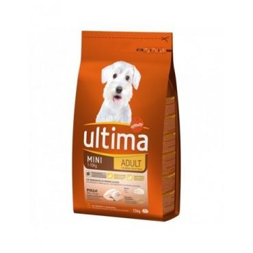 Ultima Mini Adult με Κοτόπουλο & Ρύζι 1,5kg