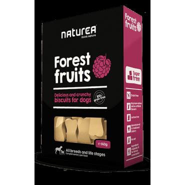 Naturea Μπισκότα Σκύλου Φρούτα του Δάσους 140gr