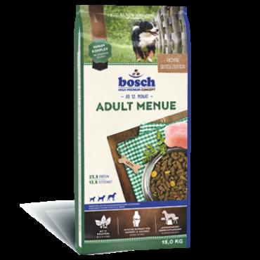 bosch, 'Adult Menue'   3 Kg, 15 Kg