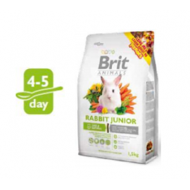 Brit Super premium πλήρης τροφή για νεαρά κουνέλια