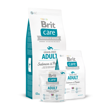 Brit Care Grain-free Adult Salmon & Potato