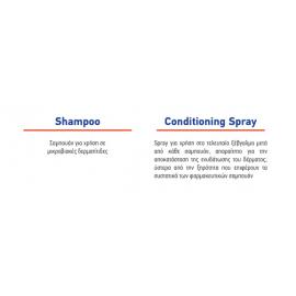 GlycoZoo Dermatology GlycoZooTM Shampoo, GlycoZooTM Conditioning Spray