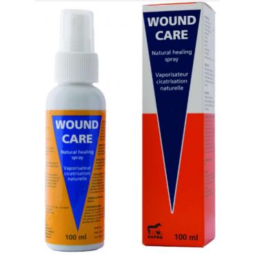 WOUND CARE 100% φυτικό επουλωτικό σπρέι πληγών με εκχύλισμα θεραπευτικών φυτών
