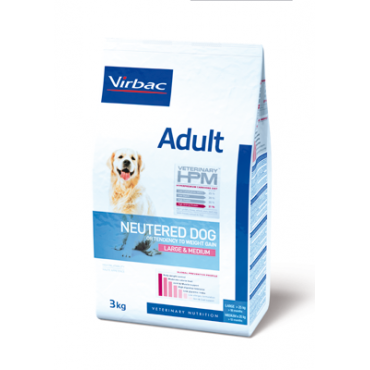 Adult Neutered Dog Large & Medium 3 kg & 12kg