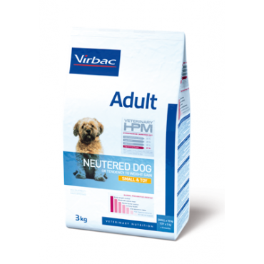 Adult Neutered Dog Small & Toy 1.5 kg & 3 kg
