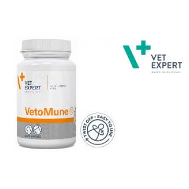 VetoMune Ενίσχυση ανοσοποιητικού